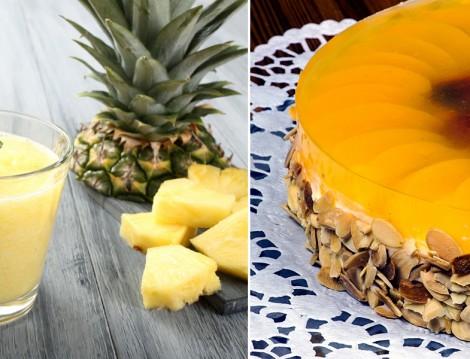 Ananaslı Cheesecake Tarifi