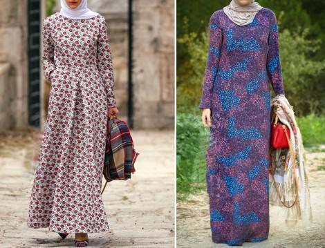 Annah Hariri 2015-16 Sonbahar Kış Elbise Modelleri