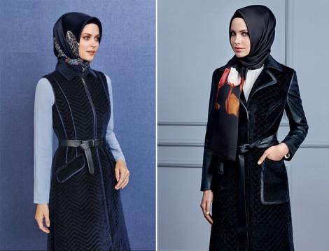 Armine 2016 Kadife Giyim Modelleri