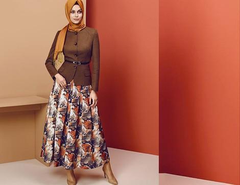 Armine Giyim 2016 Etek-Ceket Modelleri