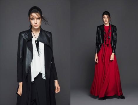 Baqa 2015-16 Deri Ceket Modelleri
