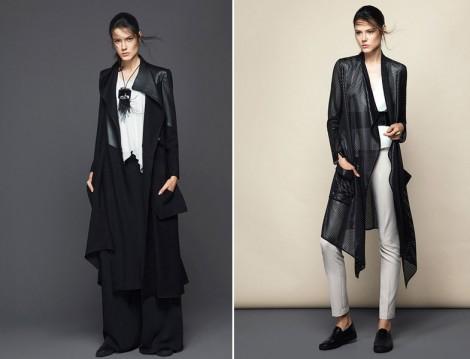 Baqa 2015-16 Sonbahar Kış Salaş Ceket Modelleri