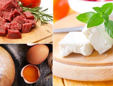 Beslenmede Mutlaka Yer Verilmesi Gerekenler (Proteinler)