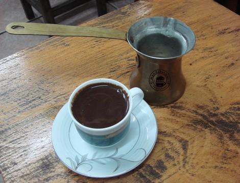 Beyoğlu Mandabatmaz Türk Kahvesi