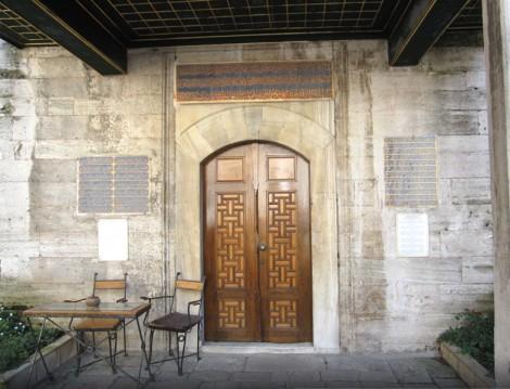 Caferağa Medresesi Cafe ve Türk El Sanatları Kursu