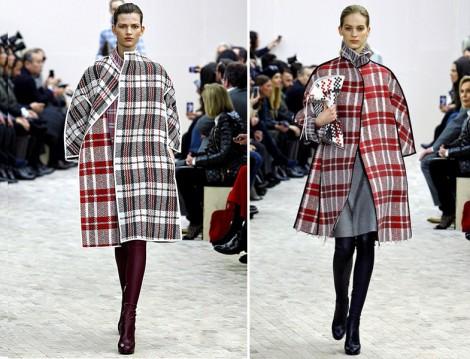 Celine Ekose Giyim Modelleri