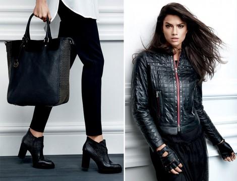 Derimod 2015-16 Sonbahar Kış Deri Ceket-Ayakkabı ve Çanta Modelleri