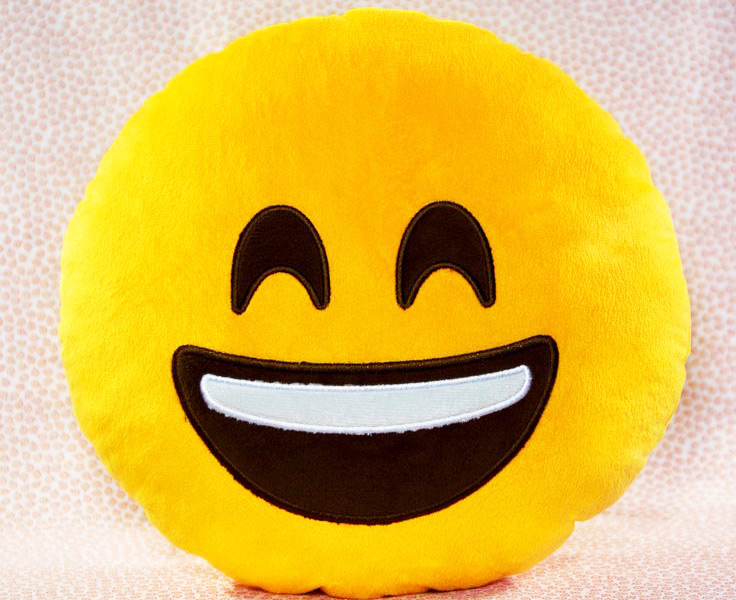 Gülen Optimist Emoji