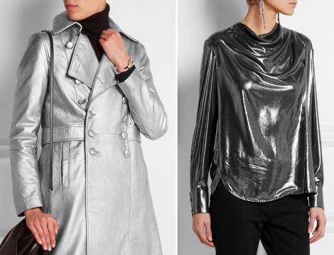 Gümüş Renk Nasıl Giyilir