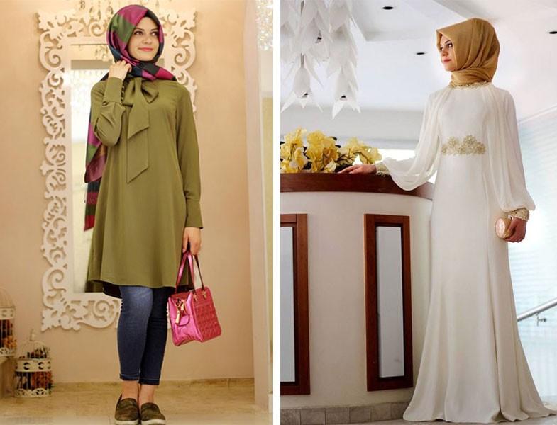 809113dc0dc43 Gamze Polat Özel Tasarım Tesettür Giyim | Resimlerle Tesettür Giyim ...