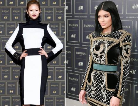 H&M - Balmain 2015-16 Sonbahar Kış Koleksiyonu
