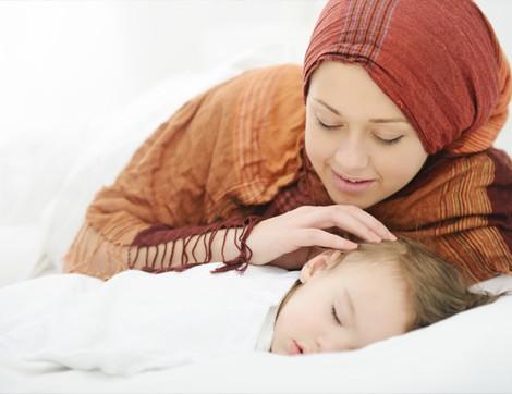 Hastalanan Çocuğunuzla Yapabileceğiniz Aktiviteler