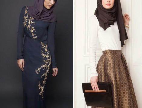 Inayah Tesettür Giyim Modelleri