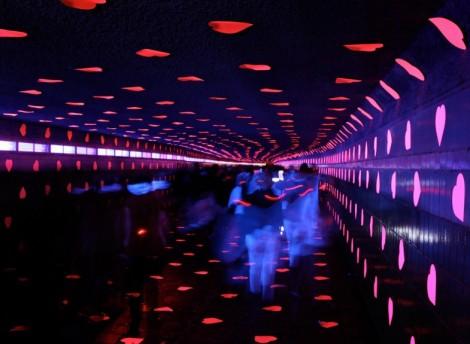 Istanbul Light Festival Zorlu Center