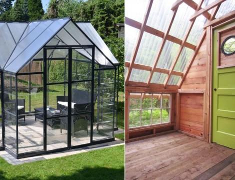Kış Bahçesi Tasarımları