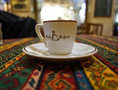 Kapalı Çarşı Şark Kahvesi
