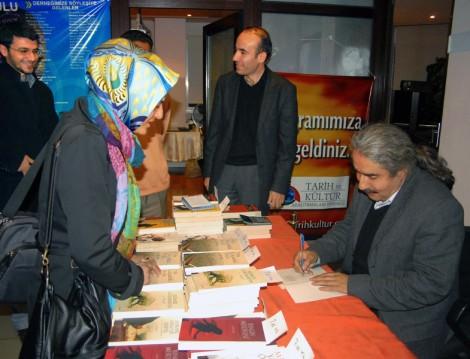 Kasım Ayı Etkinlik Programı (Yazar Ali Ural)