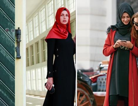 Kayra 2015-16 Sonbahar Kış Kırmızı Giyim Modelleri