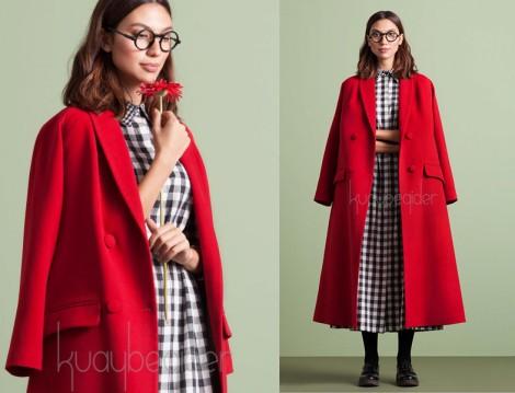 Kuaybe Gider 2016 Palto Modelleri