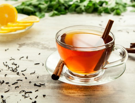 Metabolizmayı Kışa Hazırlayacak Bitki Çayları (Tarçın Çayı)