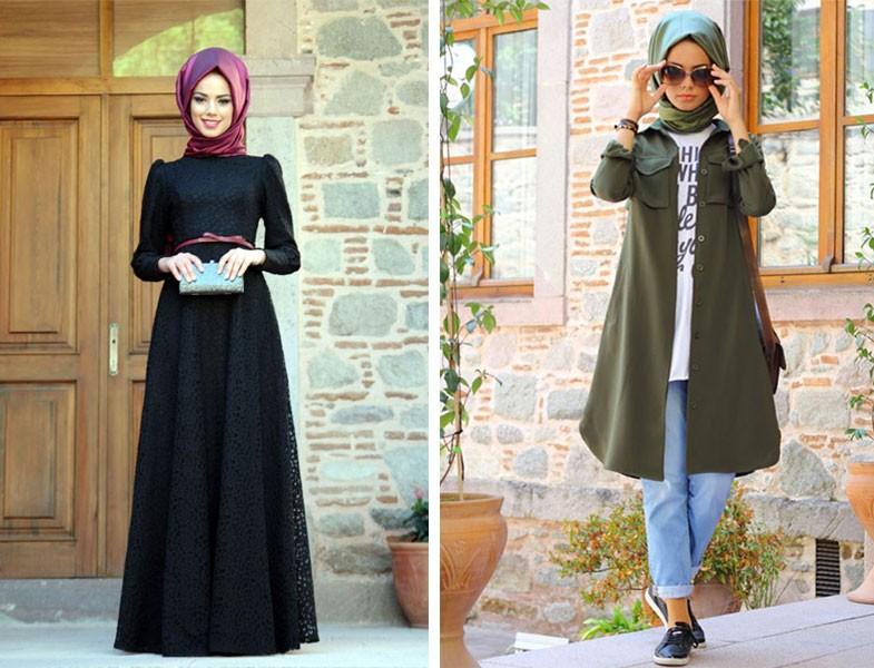 180ce0638fe4d Mevra Özel Tasarım Tesettür Giyim | Resimlerle Tesettür Giyim ...