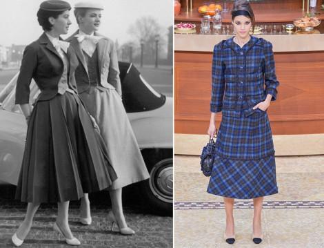 Moda Geçmişe Dönüyor