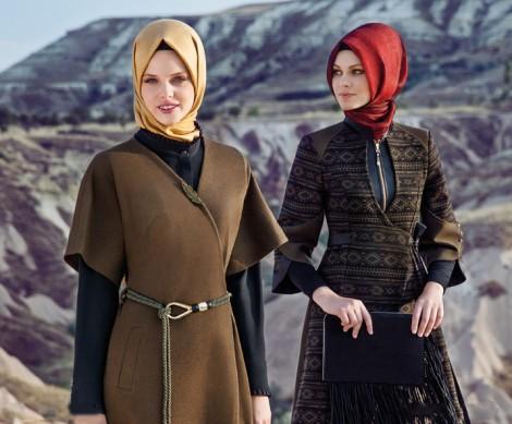 Nihan Giyim 2016 Kaban ve Manto Modelleri