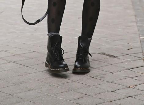 Opak Çorap Modelleri