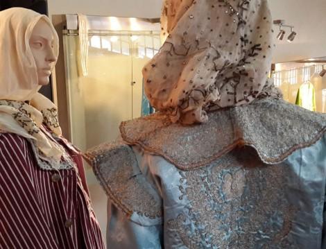 Osmanlı'da Kadın Kıyafetleri