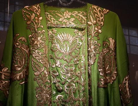 Osmanlı'dan Günümüze Giysiler Sergisi