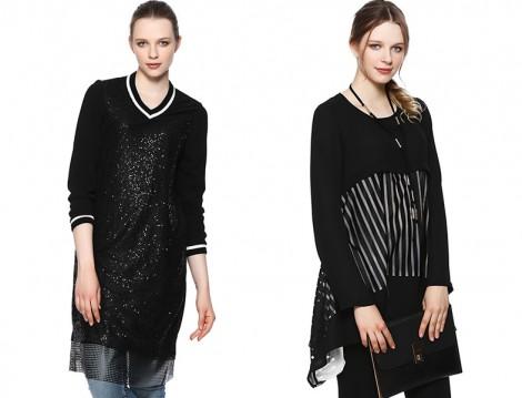 Seçil Store 2015-16 Sonbahar Kış Tunik Modelleri