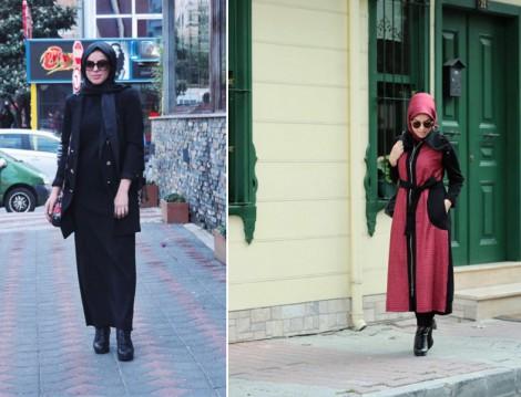 Tesettür Stil Danışmanı ve Modacı Büşra Erdoğan Toraman