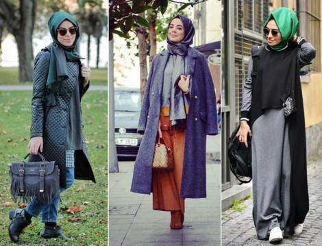 Tesettür Stil Danışmanı ve Modacılarının Sokak Stilleri