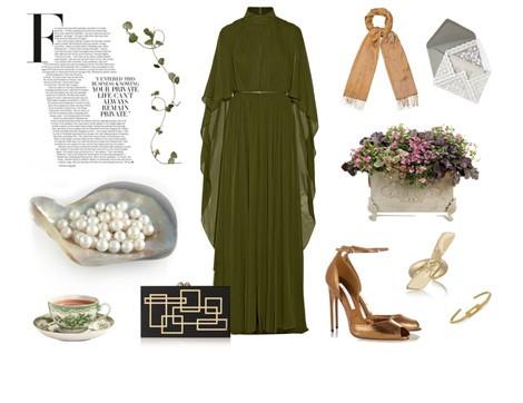 Kış Davetleri için 7 Farklı Abiye Elbise Stili