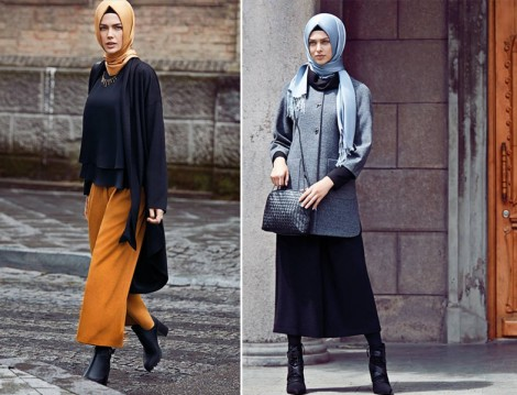 Tuğba Venn 2015-16 Pantolon ve Etek Modelleri