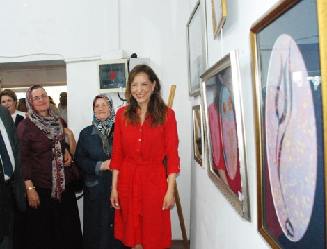 Ebru Sanatçısı Suna Koçal