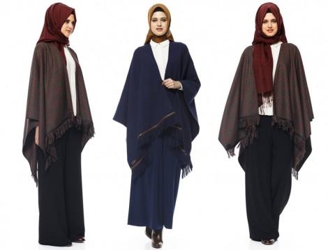 Kayra Şal ve Panço Modelleri 2016