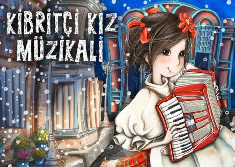 Kibritçi Kız Müzikali Zorlu PSM