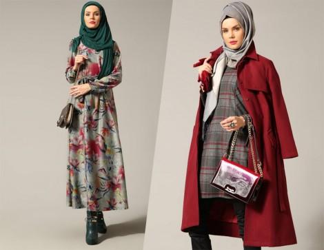 Modanisa Refka Marka Tesettür Giyim Modelleri