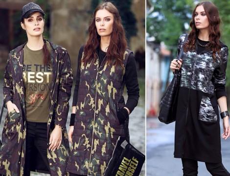 MoodBasic 2015-16 Kamuflaj Desen Giyim Modelleri