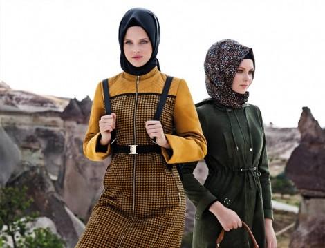 Nihan Giyim 2016 Tesettür Giyim Modelleri