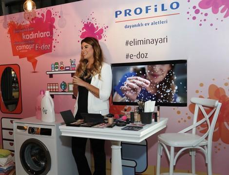 Profilo E-Doz Çamaşır Makinesi