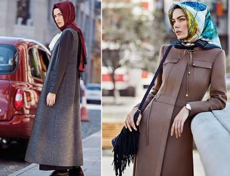 Tuğba Venn 2016 Manto ve Kaban Modelleri