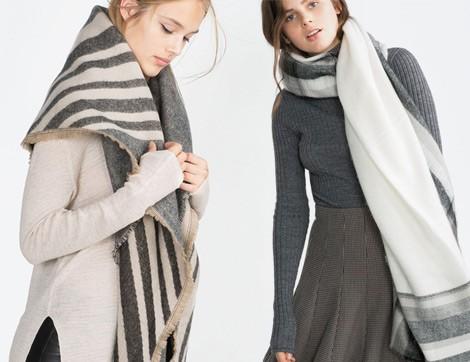 Sıcacık Battaniye Şal Trendi