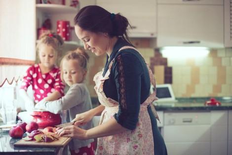 Çocuklarınızla Yapabileceğiniz Yemek Tarifleri