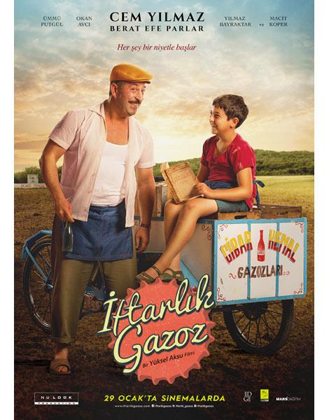 İftarlık Gazoz Film Afişi
