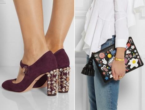 2016 Çanta Ayakkabı Aksesuar Trendleri