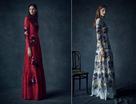 2016 İlkbahar Tesettür Elbise Modelleri