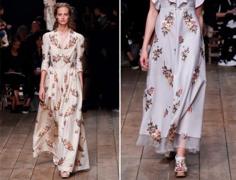 Alexander McQueen 2016 İlkbahar Yaz
