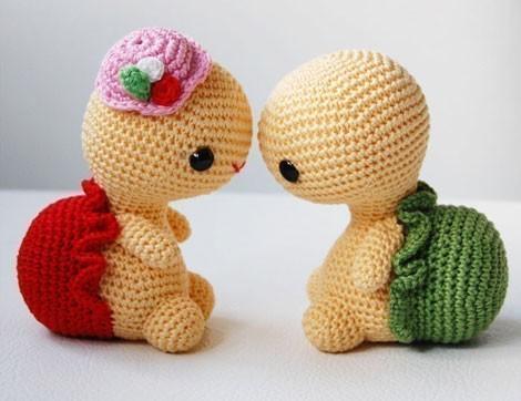Amigurumi oyuncak bebek yapımı anlatımlı modelleri | 362x470